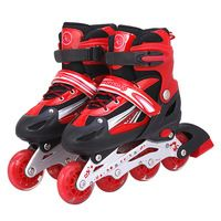 wheel shoes Adjustable Inline Skates for Kids,Safe and Durable Rollerblades, Perfect for Boys and Girls