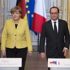 Hollande will Athen in der Euro-Zone