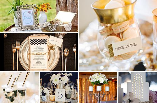 Great Gatsby Themed Party | 1920s Party Theme { Great Gatsby }