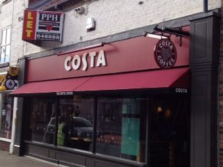 Costa Coffee in Cottingham