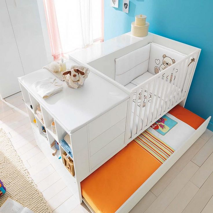 Baby Cot Voyager By Pali Is Italian Design Babies Furniture, Transform At  My Italian Living Ltd