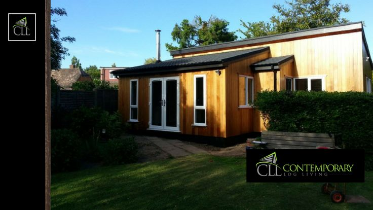 Contemporary granny annexes for downsizing without compromise. The best choice of custom or bespoke annexes and granny annex options including contemporary