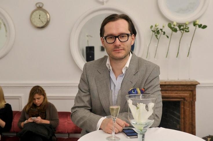 Wojciech Grzybała na konferencji Aryton zdjecie: AKPA