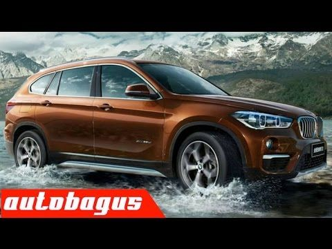 2017 BMW X1 F48 - Exterior and Interior Walkaround