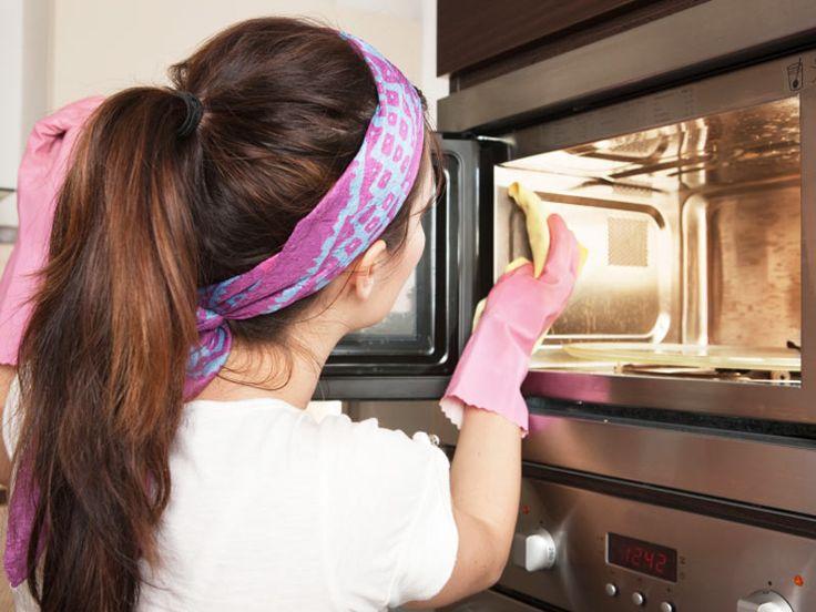 foto Come pulire il forno