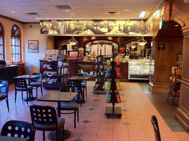 Barnes Coffee Shops Amsterdam