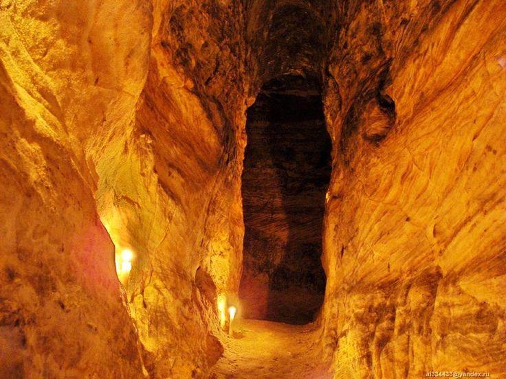 Тетяковка. Араповский пещерный монастырь. Тульская область