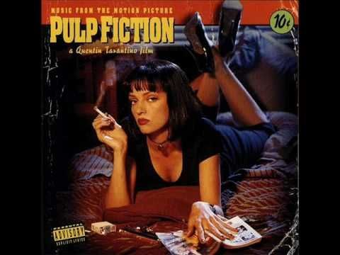 Great Movie with Great Tunes!  How can ya go wrong!  <3 Urge Overkill - Girl You'll Be a Woman Soon