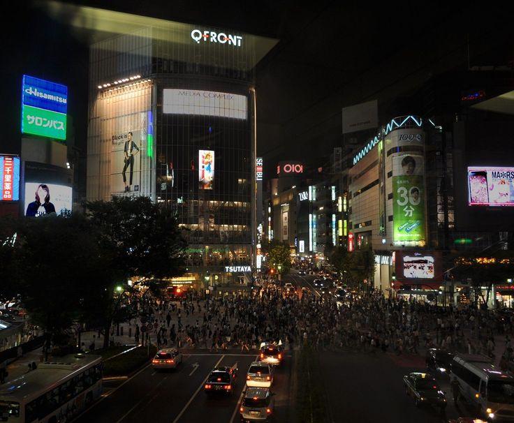 Tokyo travel guide area by area: Shibuya - youinJapan.net