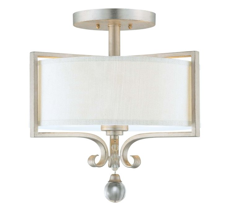 house lighting fixtures. buy the savoy house silver sparkle direct shop for 2 light semiflush ceiling fixture from rosendal collection and save lighting fixtures i