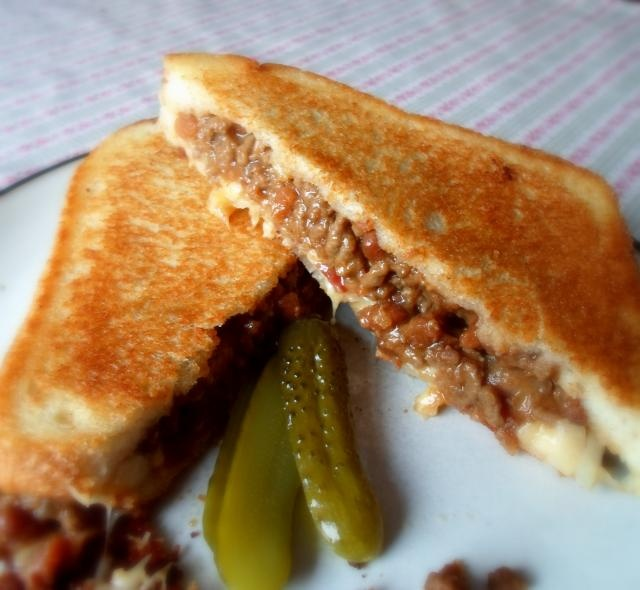 ... Patty Melts | in the kitchen... | Pinterest | Patty Melts, Beef and