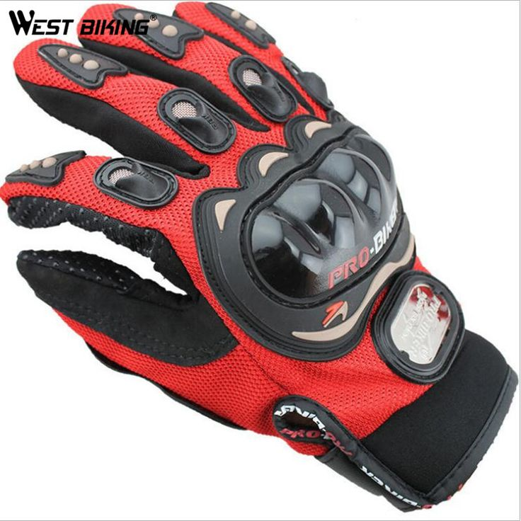 WEST BIKING Cycling Gloves Breathable Guantes Ciclismo Luvas Sport Motorbike Motorcycle Guantes MTB Bike Bicycle Cycling Gloves