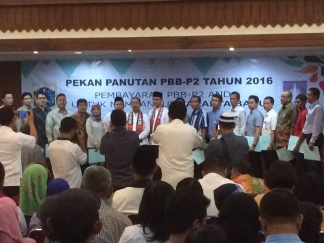 Pekan Panutan PBB 2016 Sudin Jakarta Pusat