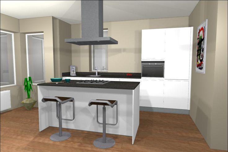 157 beste afbeeldingen van eiland keukens - Nieuwe ontwerpmuur ...