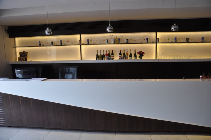 Bar at Enjoy Restaurant Piplod