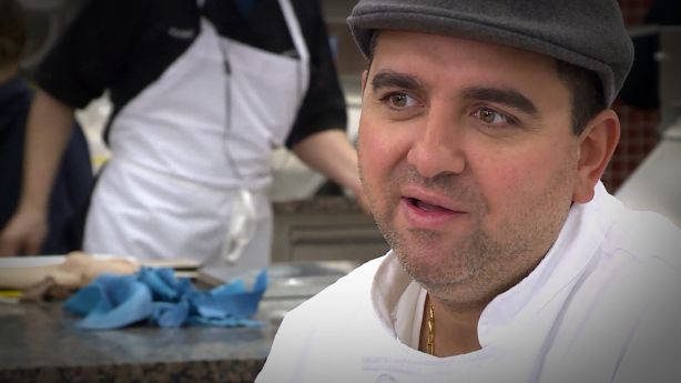 """He is known around the world for his one-of-a-kind creations. It seems that there's not much Buddy Valastro, """"The Cake Boss,"""" can't do. But there is one thing he loves even more than making sweets: his family and their history."""