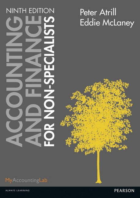 This market-leading text offers an accessible, effective introduction to key accounting and finance topics. With a focus on decision-making, Accounting and Finance for Non-Specialists also teaches you how to apply your learning to real-world business scenarios. The 9th edition retains the popular real world examples, progress checks, activities and exercises, and updates the coverage using an informal and engaging narrative. Ebook
