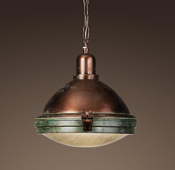 love these pendants: Restoration Hardware, Pendants, Lighting, For Copper, Pendant Lights, Kitchen