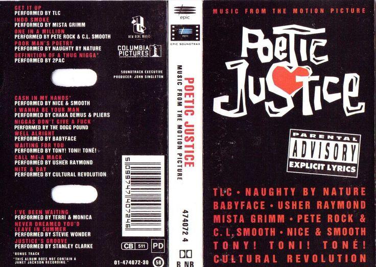 SOUNDTRACK - Poetic Justice (1993)
