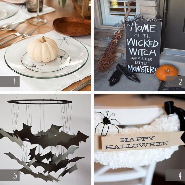 idee per decorazioni di halloween #halloween #makeup #trucco #costume #comics #eyes #night #party #inspiration #fashion #tips #moda #blogger #tutorial #diy #decoration #home