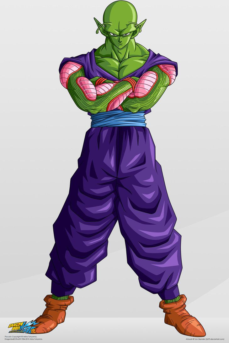 Villano Favorito…Piccolo - Dragon Ball