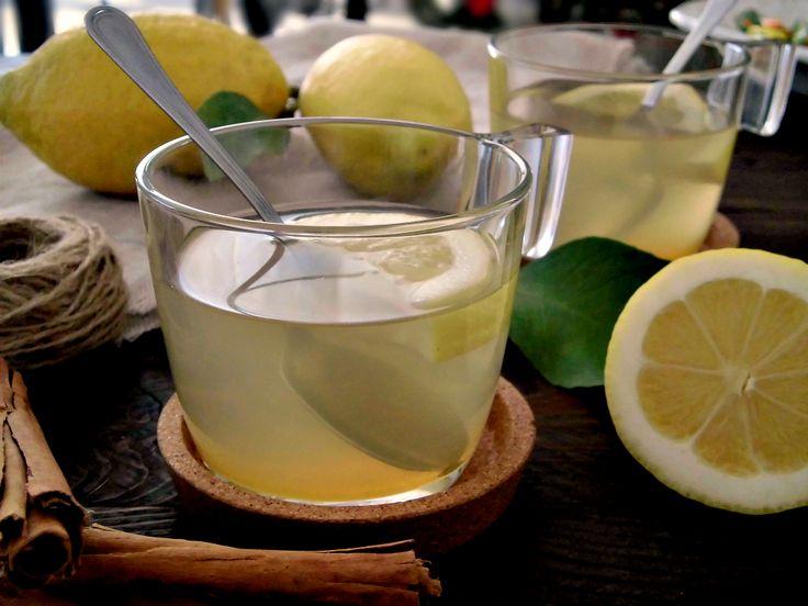 Tisana dimagrante al miele limone e cannella