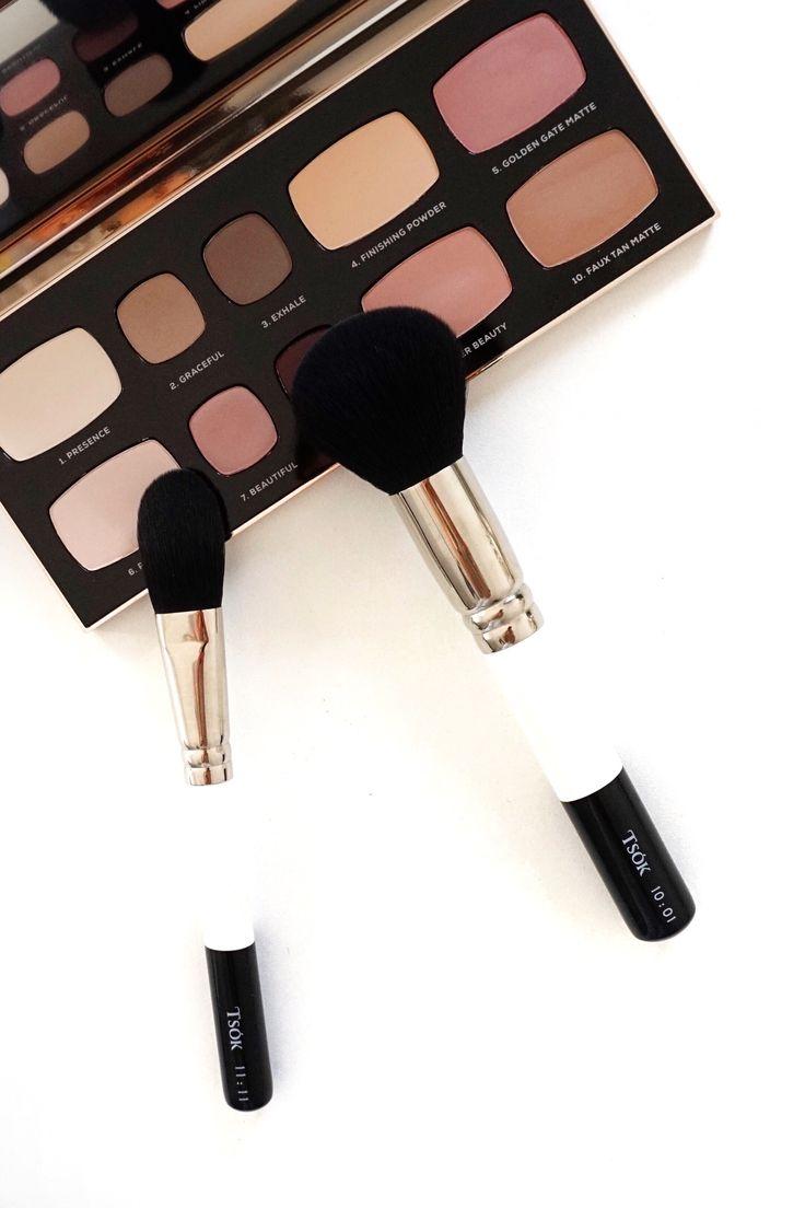 Tsok Cosmetics: Makeup Brush Review