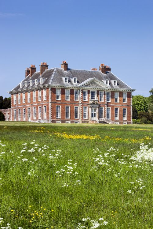 Uppark House ~ a beautiful country house in Hampshire,