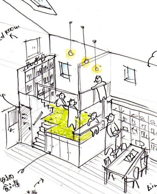 オープンハウス/ DDD – 名古屋市の住宅設計事務所 フィールド平野一級建築士事務所