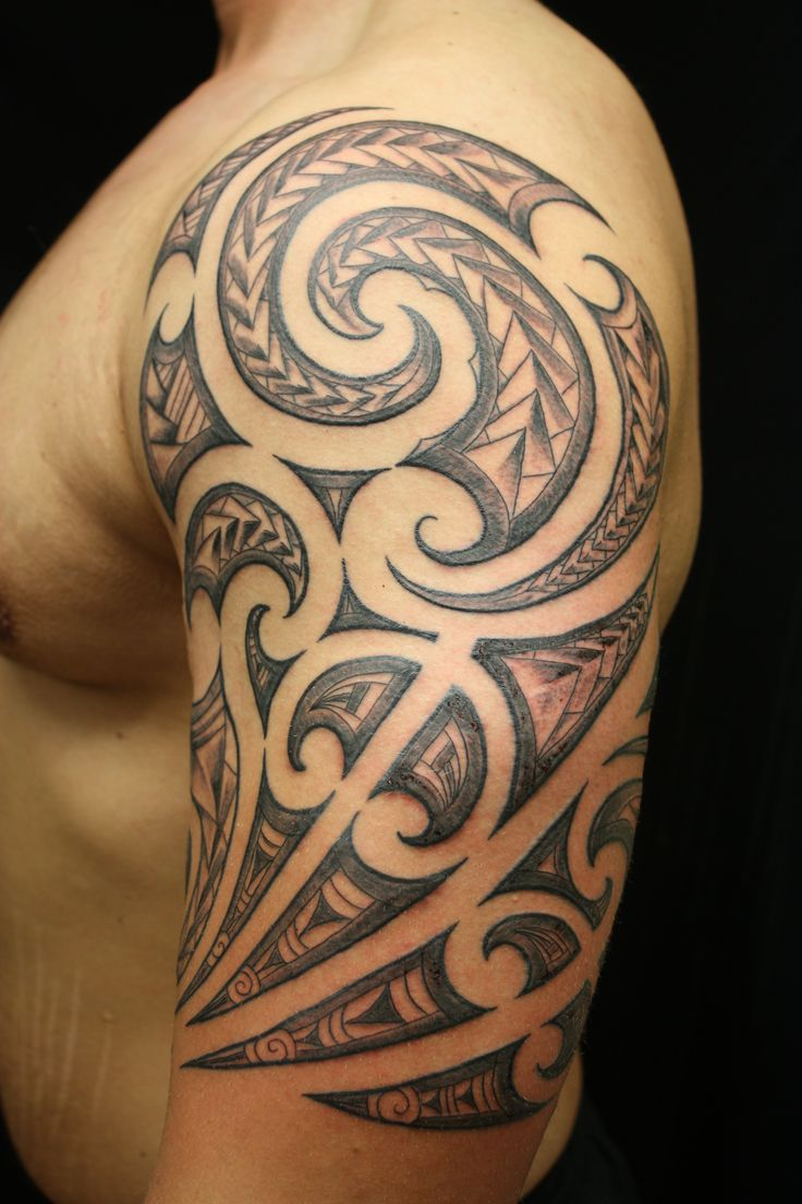 Art Maori Tattoo: 167 Best New Zealand Maori
