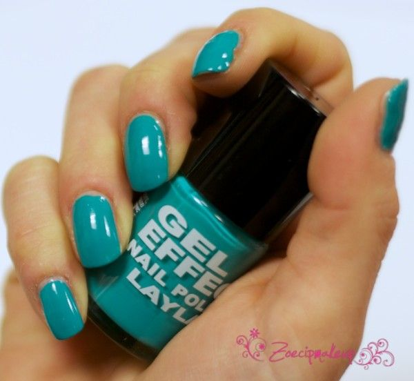 Gel Effect di Layla Cosmetics Tropical Island n.11