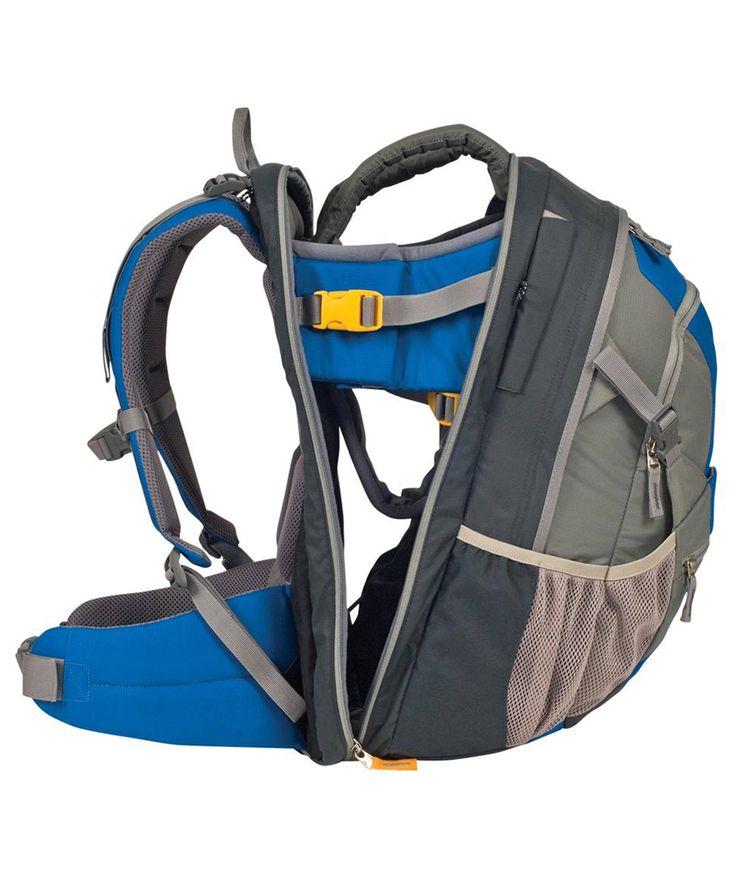 Wanderrucksack / Tagesrucksack Kanga Kid Comfort mit integrierter Kindertrage
