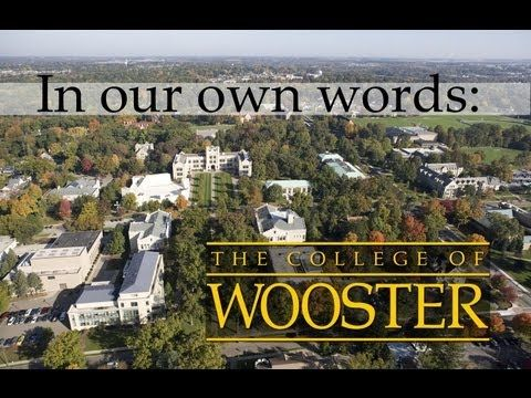 The College of Wooster | Wooster, OH