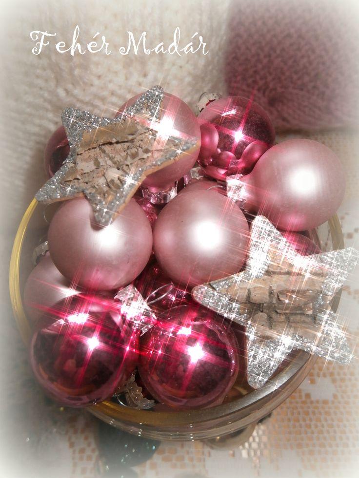 Gömböcskéink Karácsonyra...:)