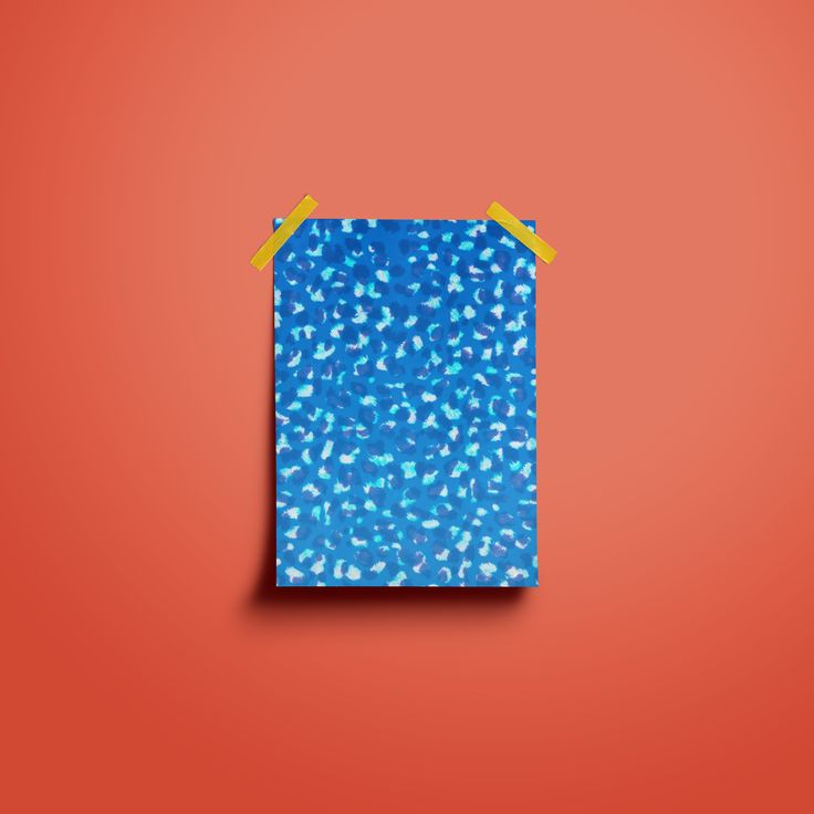 Print designed by Inedit.design #print #design #textile #pattern