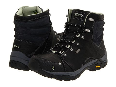 Ahnu Montara Boot, 159.95$, *Your feet will be warm and comfortable in the lightweight 'Montara Boot' by Ahnu™. -Waterproof leather upper adds durability and will keep your foot dry on your day hike. -The 'Montara' features the famous Numentum™ technology which provides stability and support in the instep.