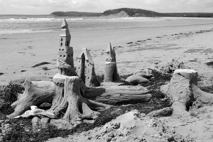 Sandcastle by Bob Betts on 500px