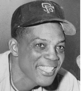 Willie Mays breaks National League home run record May 4, 1965 G.