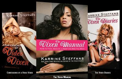 video vixen karrine  steffans aka superhead book vindicated