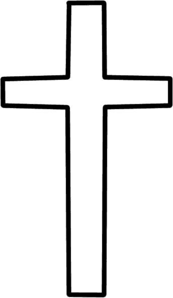 kruis knutselen