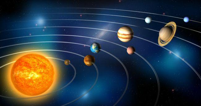 Notre système solaire est en vérité un vortex