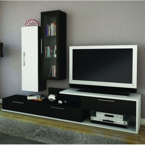 1000 images about meuble tv hifi on pinterest for Sweet home meuble