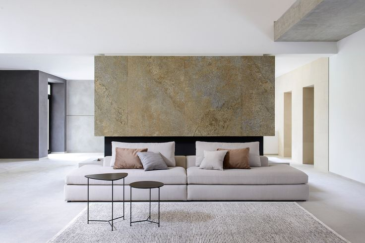 Modern interior design featuring PLACE Sofa by FORM bureau See more: http://mindsparklemag.com/design/place-sofa-interior-design-2/  More news: Like @Mindsparkle Mag on Facebook