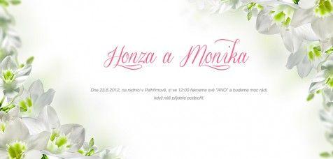 Svatební oznámení 7