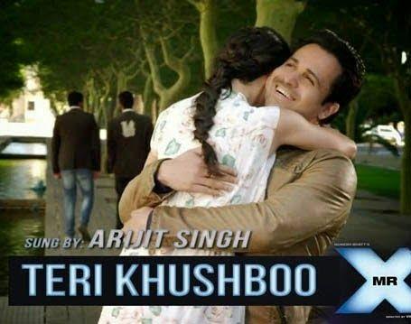 Teri Khushboo ( MR. X) - Arijit Singh Guitar Chords