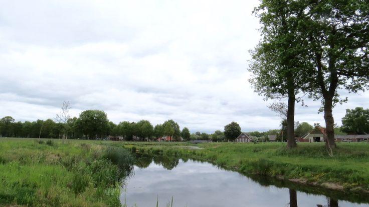 2015-05-14 De Boven-Regge in Elsenerbroek net buiten Goor begint mooi te worden
