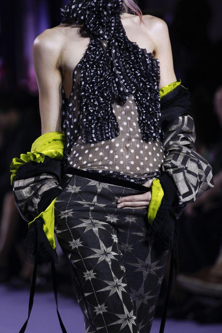 Haider Ackermann Spring 2016 Ready-to-Wear Fashion Show Details