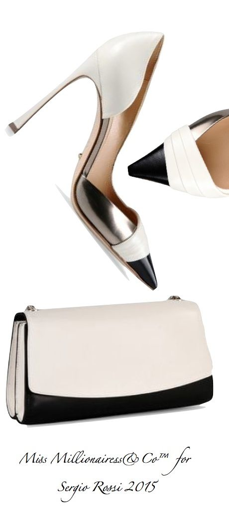 Pumps and Shoulder Bag | Find More at => http://feedproxy.google.com/~r/amazingoutfits/~3/AHLWqZYb69k/AmazingOutfits.page