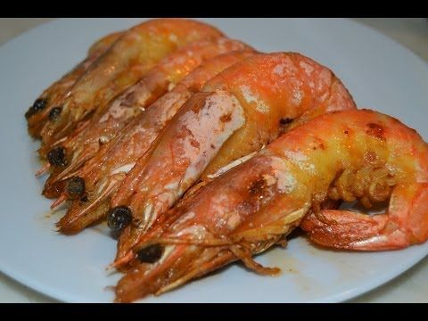 Receita de camarão frito ao alho by necasdevaladares - YouTube