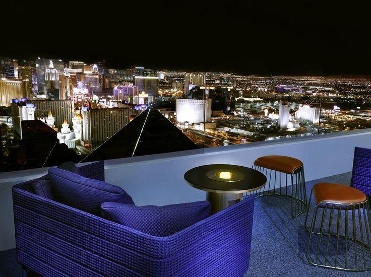 "vegascom: ""To the nights we'll never remember with friends we'll never forget. Ladies & Gentlemen allow us to introduce you to the new @SkyfallLounge on the 64th floor of @DelanoVegas.  #VegasBaby #LasVegas #Vegas #SinCity #LasVegasStrip #InstaVegas #travel #travelgram #instapic #instatravel #picoftheday #photooftheday #VegasInsiders #Delano #MandalayBay #Skyfall"""